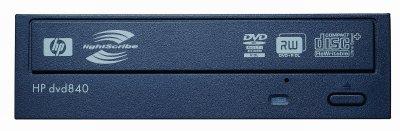 Mit dem dvd840i adaptiert HP den bei LG schon seit Jahren unterstützen Super-Multi-Format-Standard.