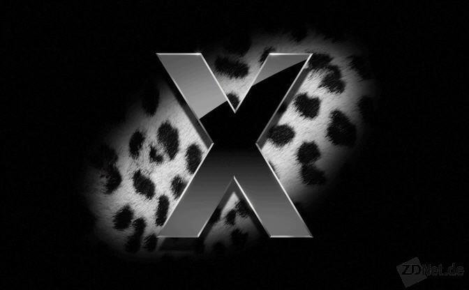OS X Leopard Logo