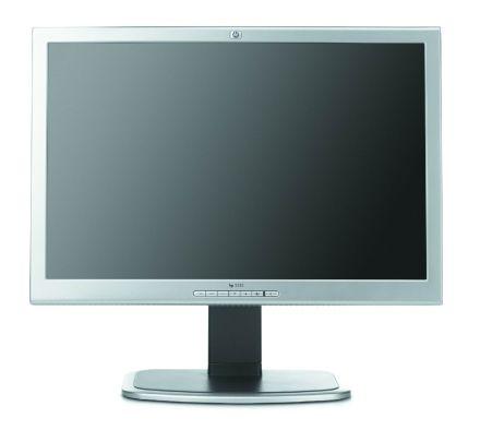 Der HP L2335 ist mit einem 23-Zoll-SIPS-Panel ausgestattet. Mit einer niedrige Response-Time ist der L2335 auch für Video-Wiedergabe und 3D-Spiele geeignet.