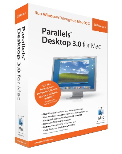 Parallels Desktop for Mac erlaubt den Betrieb von Windows unter Mac OS.