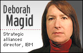 Deborah Magid, IBM
