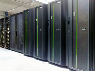 Supercomputer im Rechenzentrum Garching