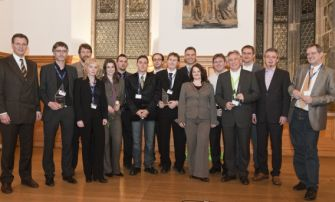 Verleihung des Open Source Business Award 2009
