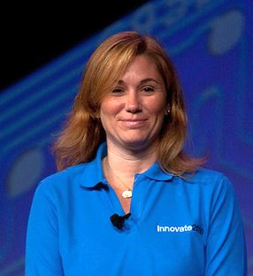 Meg Selfe, Vicepresident Complex and Embedded Systems, IBM Rational Software (Bild: IBM).