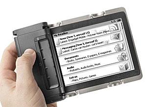 Readius mit 5 Zoll großem E-Ink-Display