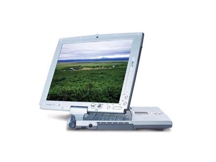 Die zweite Generation des Tablet-PCs von Acer bietet verbesserte Ausstattung, darunter einen Ultra-Low-Voltage-Prozessor mit 1 GHz und 512 MByte RAM.