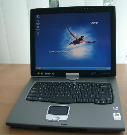 Tolles Notebook? Das C300 ist heimlich auch als Tablet-PC verwendbar.