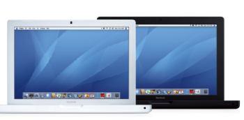 Das weiße Apple Macbook ist ab 1079 Euro erältlich. Das schwarze Modell ist besser ausgestattet und kostet 1479 Euro.