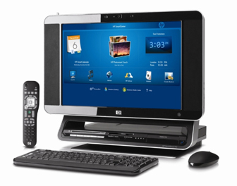 HP Touchsmart-PC