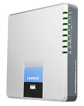 Linksys SPA400
