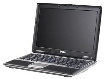 Dell D420 ultra mobile
