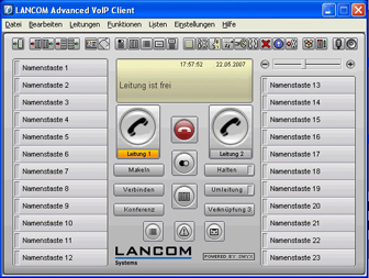 Lancom Advanced VoIP Client