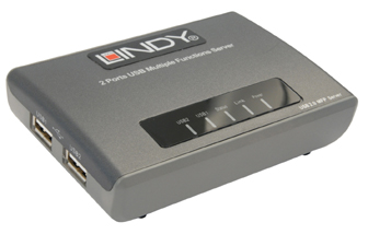 Lindy USB-2.0-Extender-und-Device-Server