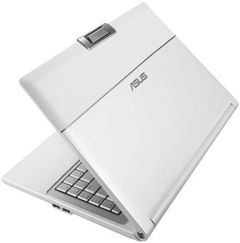 Asus F8 White Limited Edition