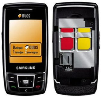 Samsung Duos D880
