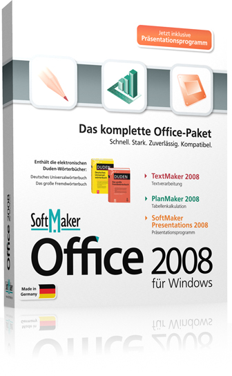 Softmaker 2008 für WIndows