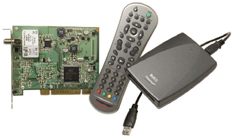 Hauppauges Sat-TV-Bundle