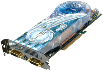HIS HD3850 Ice-Q 3 Turbo 512 MByte GDDR3 AGP