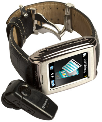 M500 Mobile Watch