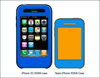 Angebliches Gehäuse des iPhone Nano