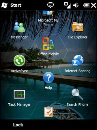 Windows Mobile 6.5
