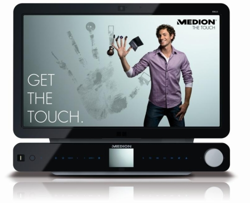 Medion The Touch X9613