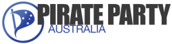 Logo der Pirate Party Australia
