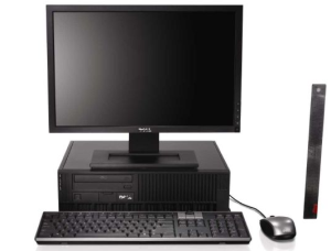 Dell Optiplex XE (Bild: Dell)