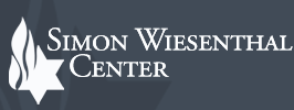 Logo des Simon Wiesenthal Center, Los Angeles