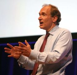 Tim Berners-Lee (Bild: T-Systems Multimedia Solutions)