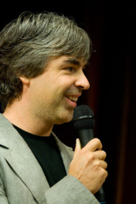 Larry Page (Bild: News.com)