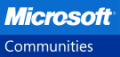 Logo der Microsoft Communities