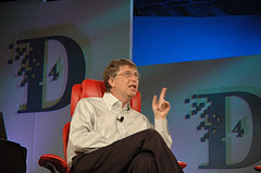 Bill Gates (Bild: Dan Farber/CNET)