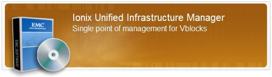 EMC Inonix Unified Infrastructure Manager 2.0