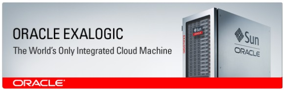 Oracle Exalogic vereint Hard- und Software für private Clouds (Bild: Oracle).
