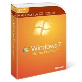 Windows 7 Family Pack (Bild: Microsoft)