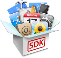 iOS SDK (Bild: Apple)