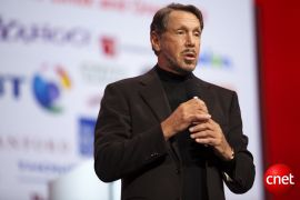 Oracle-CEO Larry Ellison (Bild: News.com)