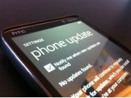 Windows Phone 7 - das Update
