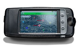 Android-Handheld GD-300 von General Dynamics Itronix (Bild: General Dynamics Itronix)