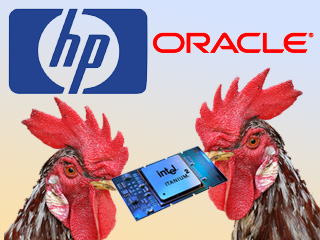 Oracle und HP streiten um Intels Itanium