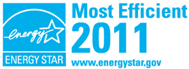 Logo Energy Star Most Efficient