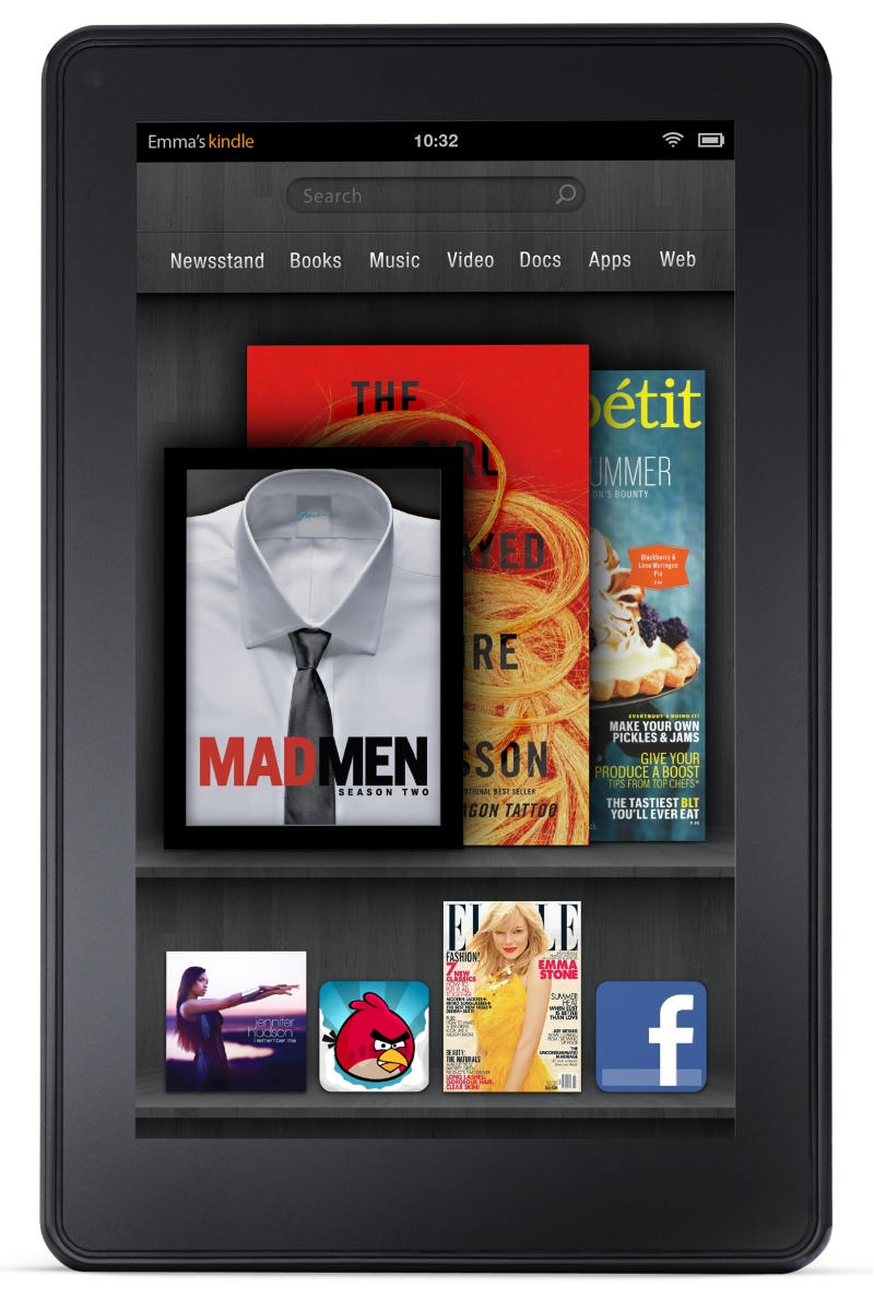 Kindle Fire (Bild: Amazon)