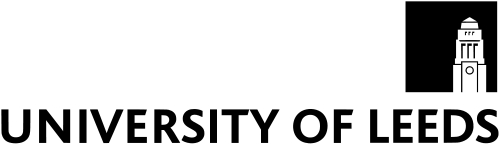 Logo der University of Leeds