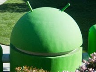 Androide bei Google - Foto: Google