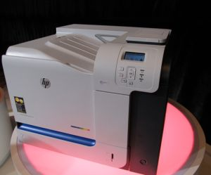 HP Laserjet Enterprise 500 Color M551n (Bild: CBS Interactive)