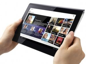 Android-Tablet (Bild: Sony)