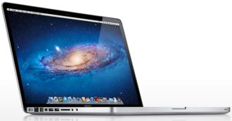 Apple Macbook Pro (Bild: Apple)