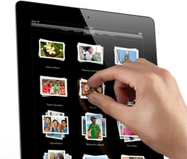 iPad-Display (Bild: Apple)