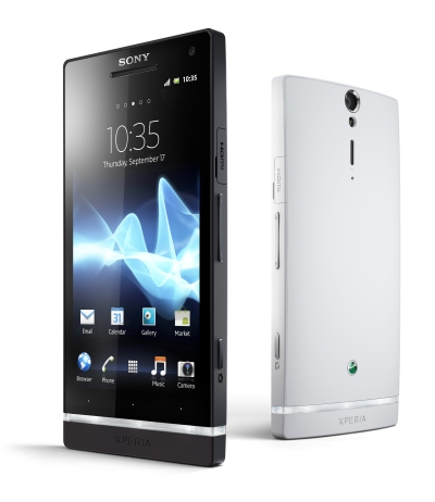 Sony Xperia S (Bild: Sony Mobile Communications)